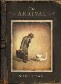 shaun tan the arrival